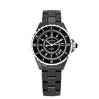 克萊米亞精密陶瓷腕錶