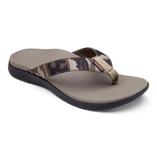 【美國VIONIC法歐尼】健康美體時尚鞋 Islander-愛斯蘭登 男生款(迷彩)