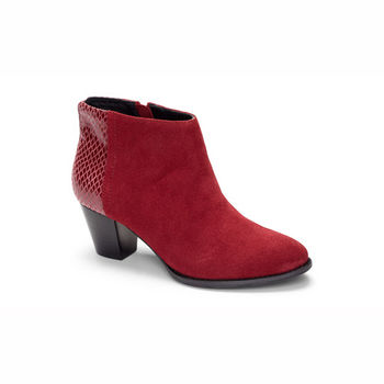 【美國VIONIC法歐尼】健康美體時尚鞋 Brombley-博麗(酒紅色)