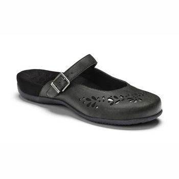 【美國VIONIC法歐尼】健康美體時尚鞋 Midway-米葳(黑色)