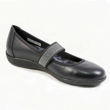 【美國VIONIC法歐尼】健康美體時尚鞋 Fern-芬恩(黑色)