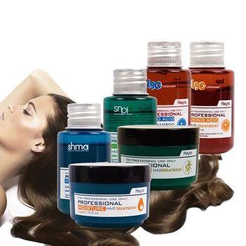 KEYRA奇拉 洗髮/護髮 旅行組(60ml+50ml)