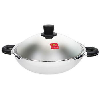 【牛頭牌】小牛複合金炒鍋40cm