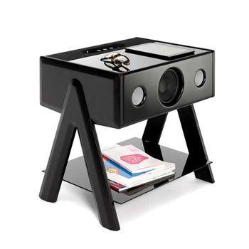 La Boite Concept Cube 2.1 茶几型橡木藍芽音響