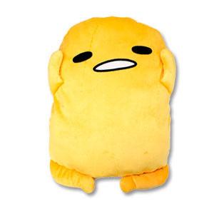 三麗鷗 蛋黃哥 療癒系抱枕 坐墊