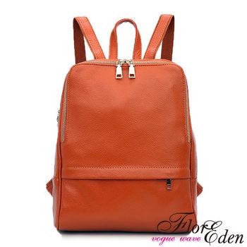 DF Flor Eden - 韓版首爾時尚質感皮革後背包