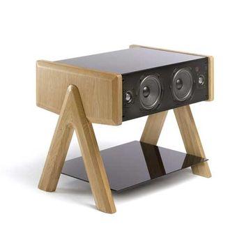 La Boite Concept LD Cube 茶几型橡木藍芽音響