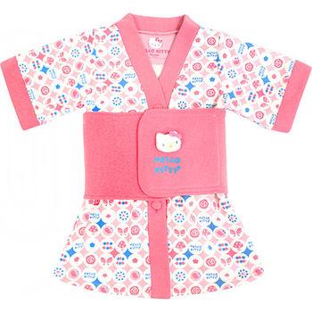 【Hello Kitty】保暖和風睡袍