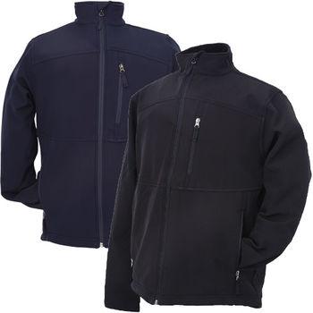 【VB】男女款禦寒防風防水軟殼衣外套(兩色)