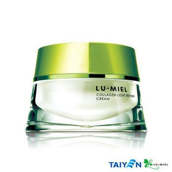 【台鹽LU-MIEL綠迷雅】全新膠原蛋白細緻霜 (30ml)