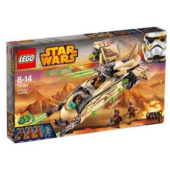 【LEGO樂高積木】StarWars系列-Wookiee武裝直升機 LT 75084