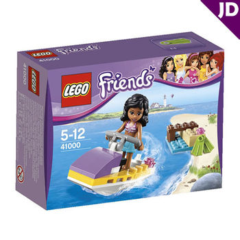 【LEGO 樂高積木】DUPLO系列-快艇玩樂 LT 41000