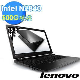 Lenovo 聯想 ideapad 100-15IBY 80MJ008NTW 15.6吋 N2840雙核心 4G記憶體 超值文書筆電