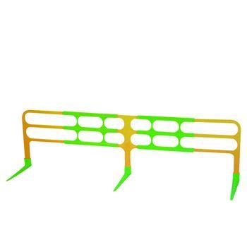兒童安全床邊伸縮護欄