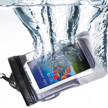 Ecomelife 靜電膜封口設計手機通用防水袋