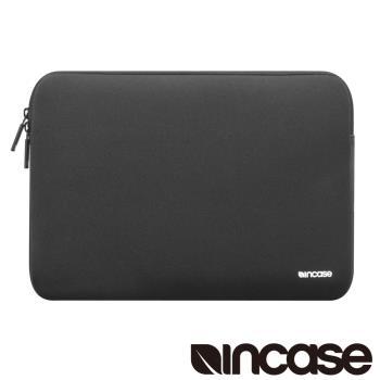 【INCASE】Neoprene Classic Sleeve 15吋 經典尼龍防震保護筆電內袋 (黑)