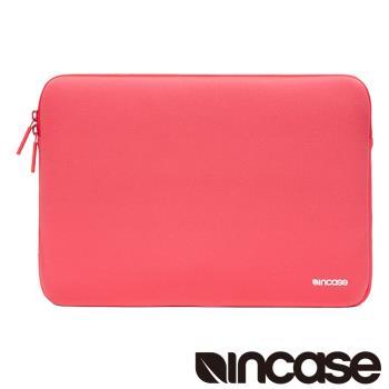 【INCASE】Neoprene Classic Sleeve 15吋 經典尼龍防震保護筆電內袋 (玫紅)