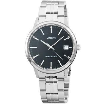 ORIENT 東方錶經典石英女錶-黑 / FUNG7003B (原廠公司貨)