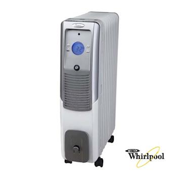 【Whirlpool惠而浦】微電腦9葉片電暖器 TET09/TET-09