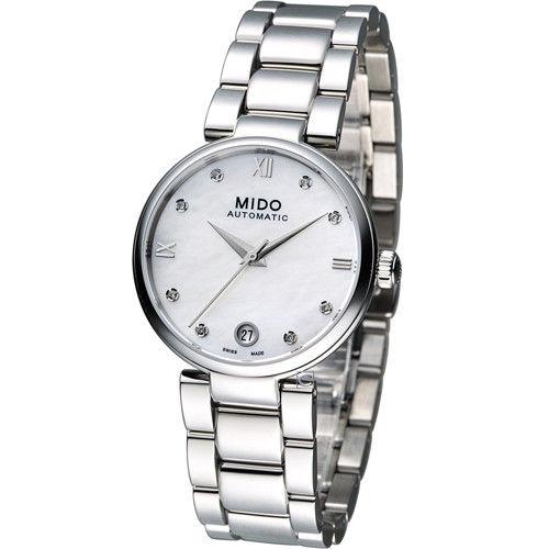 美度 MIDO Baroncelli 80小時真鑽機械腕錶 M0222071111610