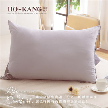 HO KANG 科技纖維吸濕排汗涼感枕