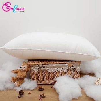 Embrace英柏絲 Q彈獨立筒彈簧枕 Q彈偏硬枕(2入)