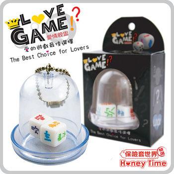 【保險套世界精選】HoneyTime.愛情骰盅