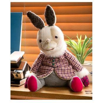 日本 BRUNO 療癒系動物造型互動音響 - 兔子
