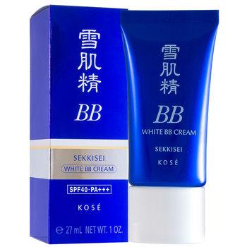 高絲 KOSE 雪肌精防護淨白BB霜 (02膚色-27ml)