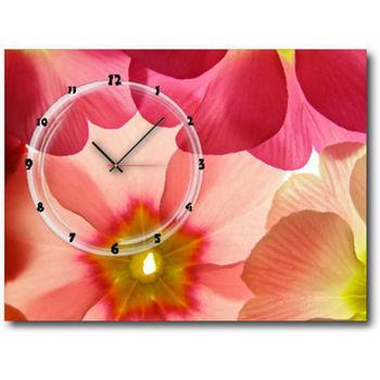 【TIME ART】靜音機芯時鐘 無框畫鐘 掛鐘  40*60*2.5cm R1-036