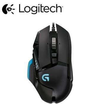 羅技G502 Proteus Spectrum RGB 自調控遊戲滑鼠.
