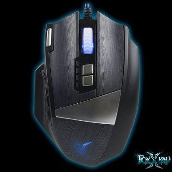 FOXXRAY 閃靈獵狐雷射電競滑鼠 FXR-HML-02