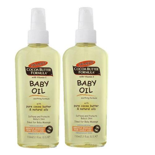 帕瑪氏維他命E嬰兒精華油 2入組 (富含天然純可可脂、維他命E)