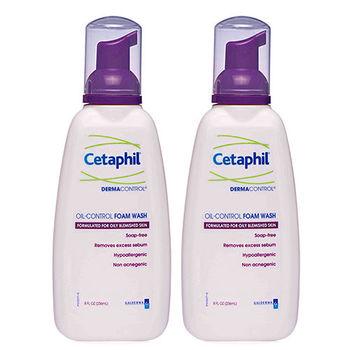 Cetaphil舒特膚 青春無痘控油潔膚慕絲(235ml) 2入組(加贈舒特膚體驗品*3)