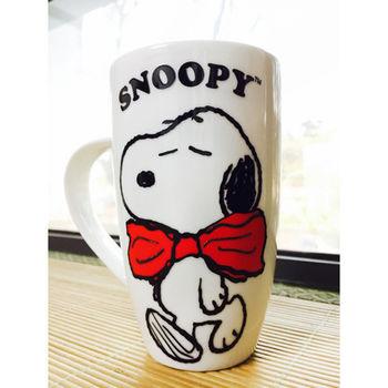 史努比Snoopy 高雅馬克杯-410ml*2入/組