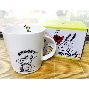史努比Snoopy 摩卡馬克杯-435ml*2入/組