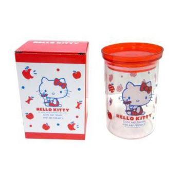 Hello Kitty 密封耐熱保鮮儲物罐 510ml