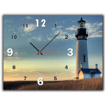 【TIME ART】靜音機芯時鐘 無框畫鐘 掛鐘  30*40*2.5cm R1-070