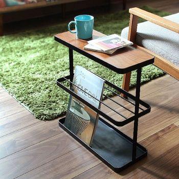 日本 Yamazaki 北歐風格 邊桌 - 共兩色