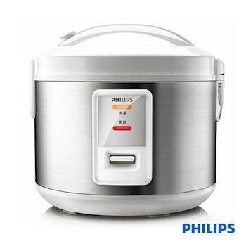 【PHILIPS飛利浦】10人份機械式電子鍋/HD3007