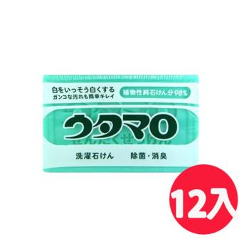 日本 東邦 魔法洗衣皂 家事皂133G *12入