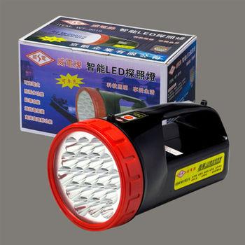 【威電WEITIEN】19 LED數位強力探照燈 WT-9019