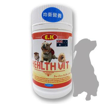 【E.K】宜康 均衡營養 全效/綜合維他命 120g x 1入