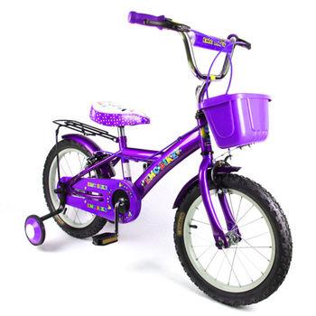 EMC 16吋王牌腳踏車(紫)