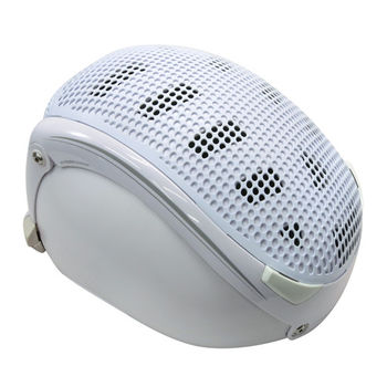 Biologic 折疊安全帽 Pango 白