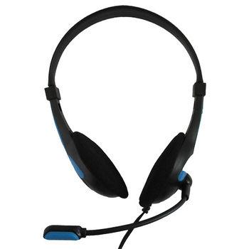 頭戴式耳機電腦專用麥克風可攜式耳機(LPS-1007)