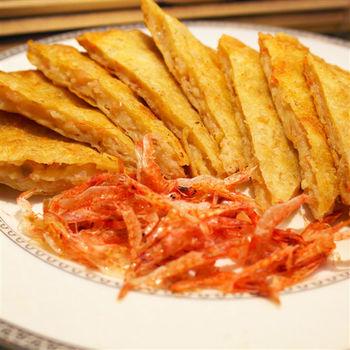 饗福 櫻花蝦月亮蝦餅(240g/片)