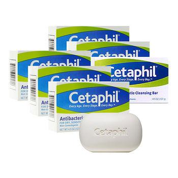 Cetaphil舒特膚 溫和潔膚凝脂(127g) 6入組(加贈舒特膚試用品*3)