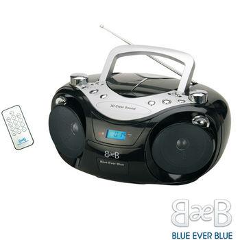 快-美國Blue Ever Blue USB語言學習手提音響CD-735U