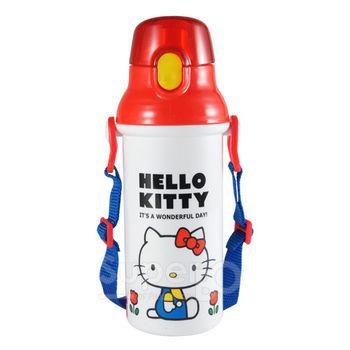 【SuperBO】Skater直飲冷水壺 (480ml) HelloKitty白